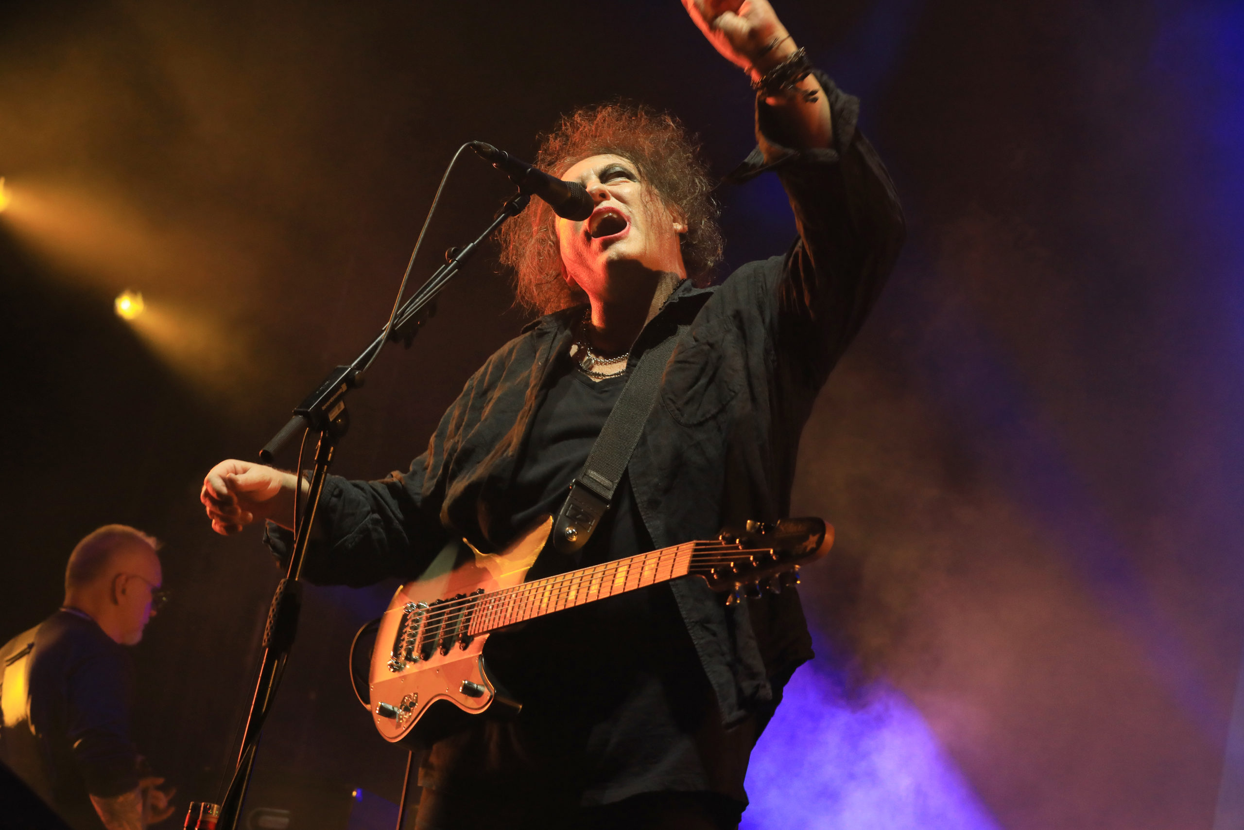 The Cure play Pasadena Daydream on Aug. 31, 2019