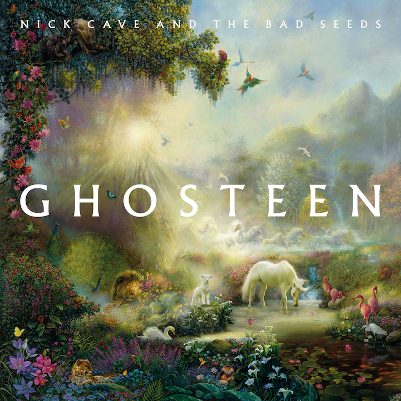 Nick Cave and the Bad Seeds new album Ghosteen announced