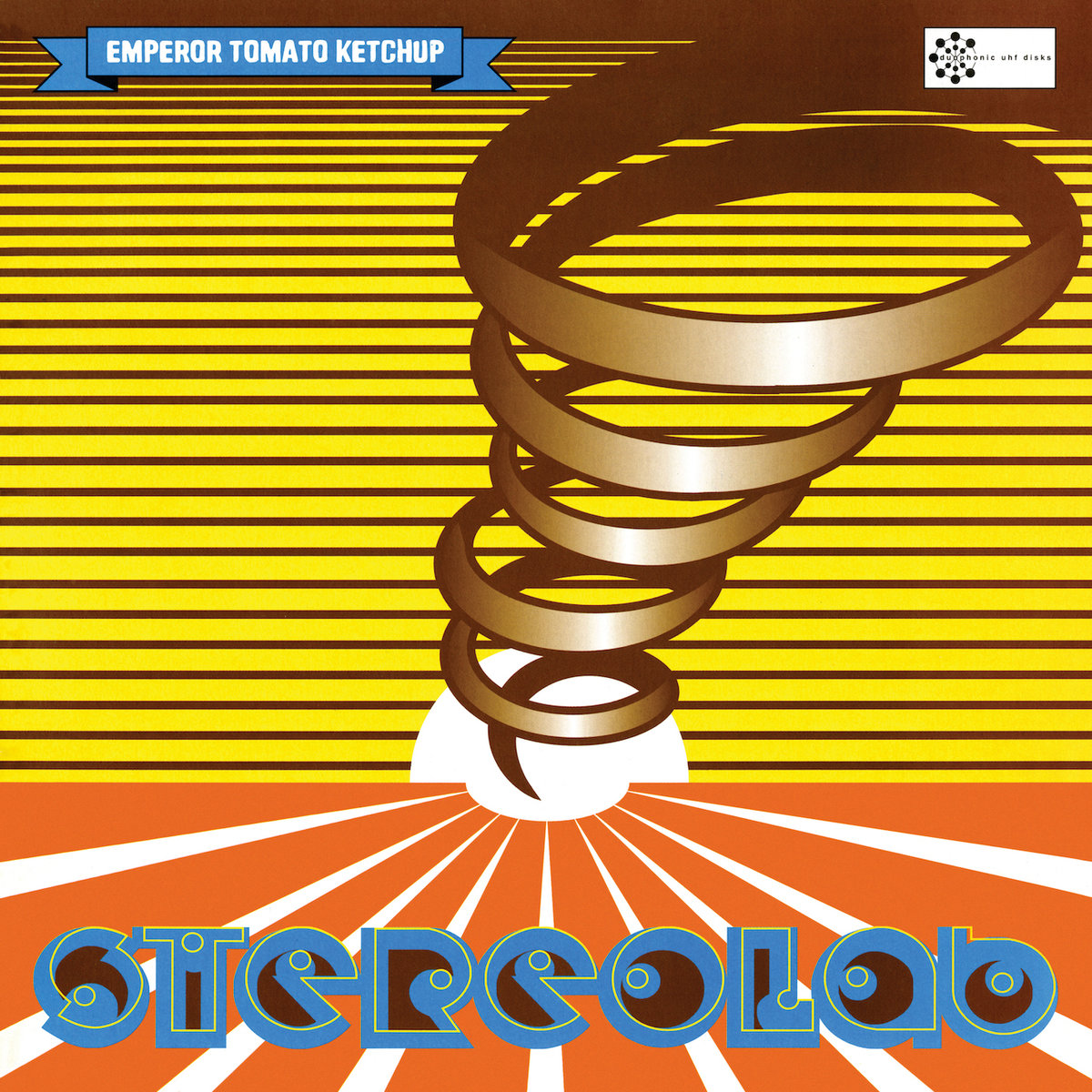Stereolab reissues stream