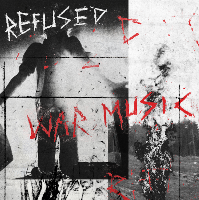 Refused War Music review