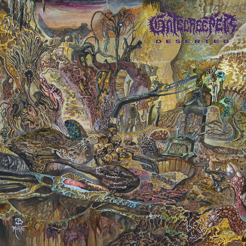 Gatecreeper Deserted review