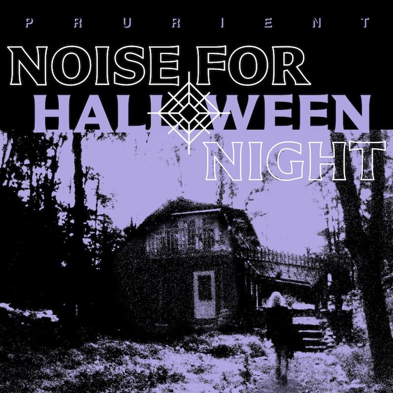 Prurient Halloween album