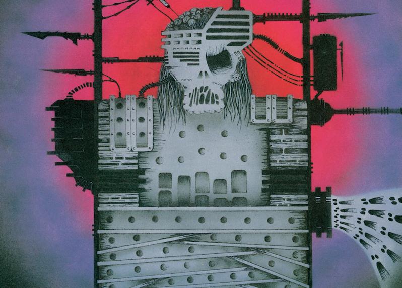 sci-fi metal albums