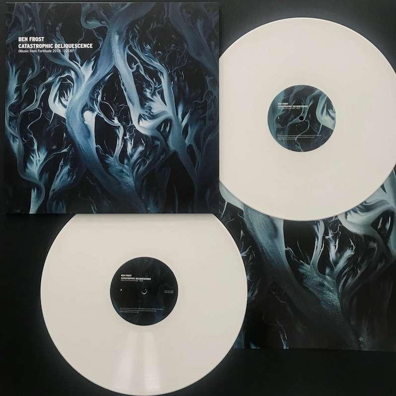 Ben Frost Fortitude soundtrack vinyl