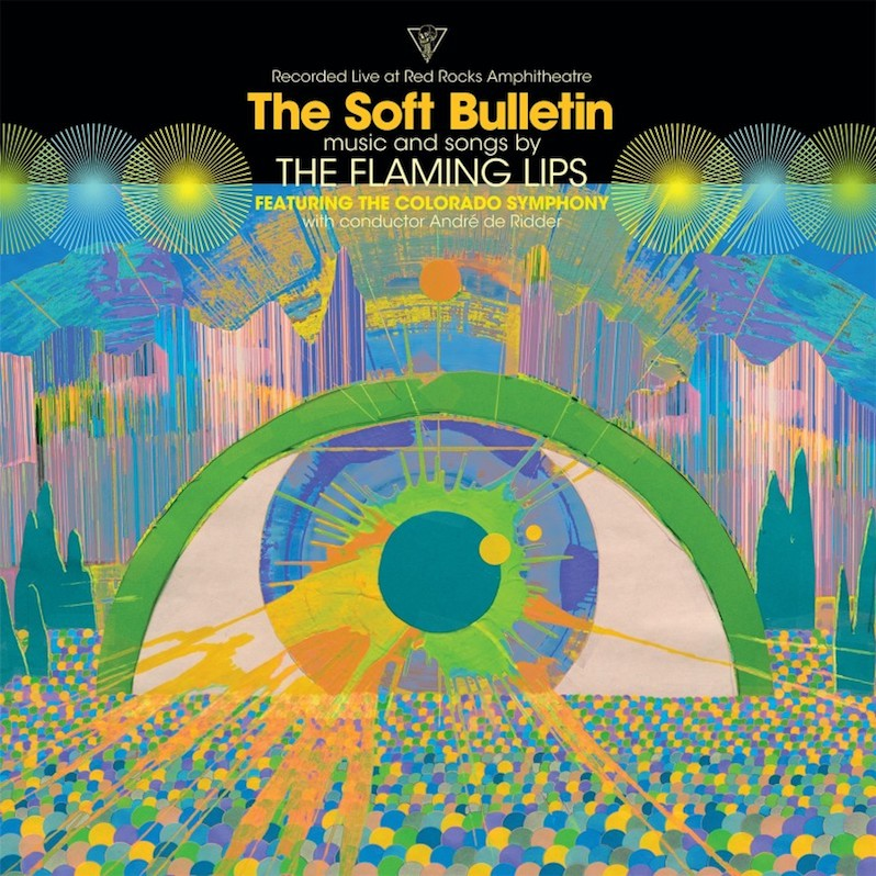 Flaming Lips Soft Bulletin live