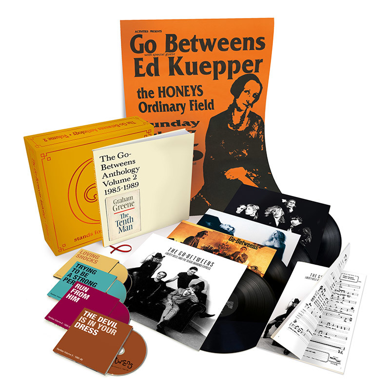 G Stands for Go-Betweens Vol. 2 box set