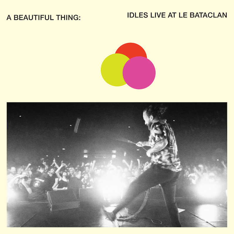 Idles live album A Beautiful Thing