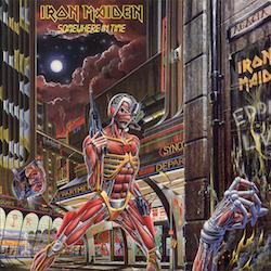 sci-fi metal albums Iron Maiden