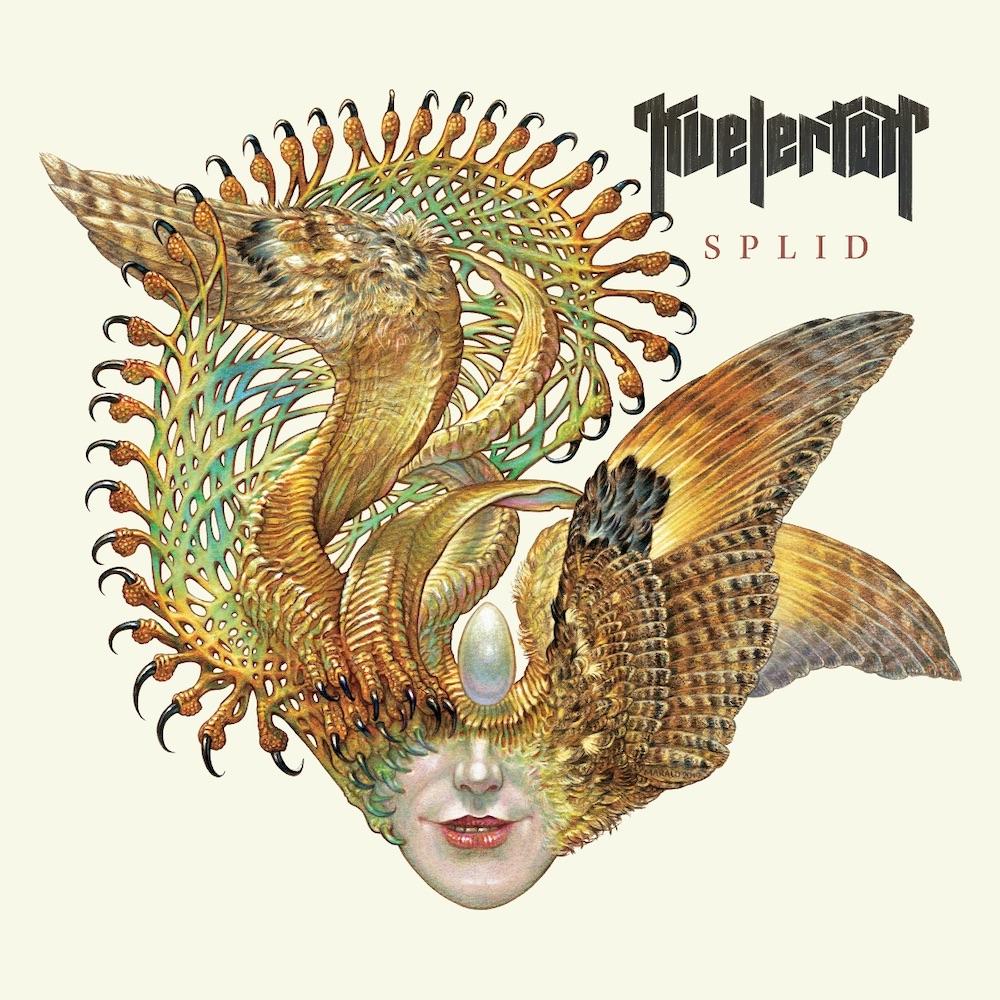 Kvelertak new album Splid
