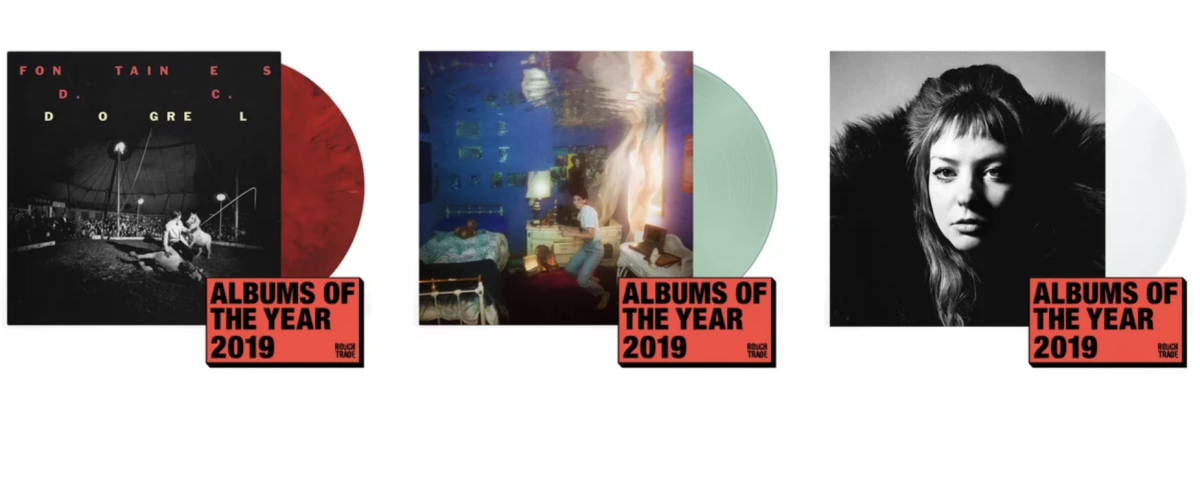 Rough Trade Albums of the Year