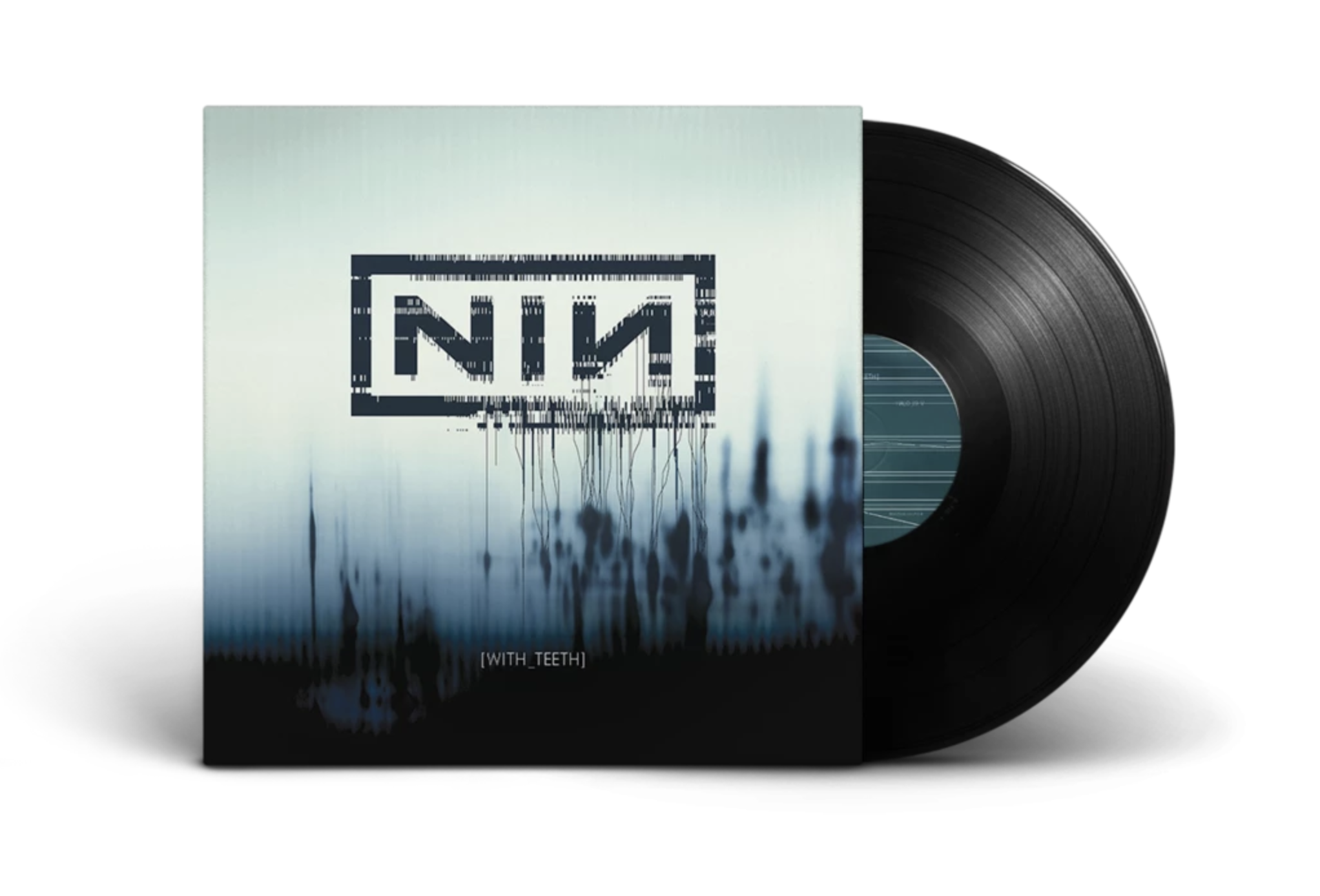 Nine Inch Nails With Teeth vinyl