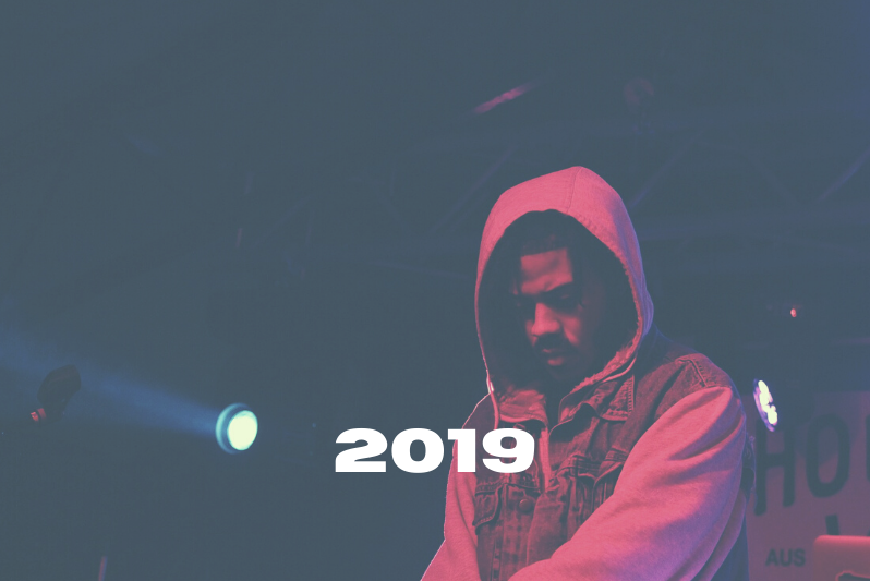 Bet Hip-Hop Albums of 2019