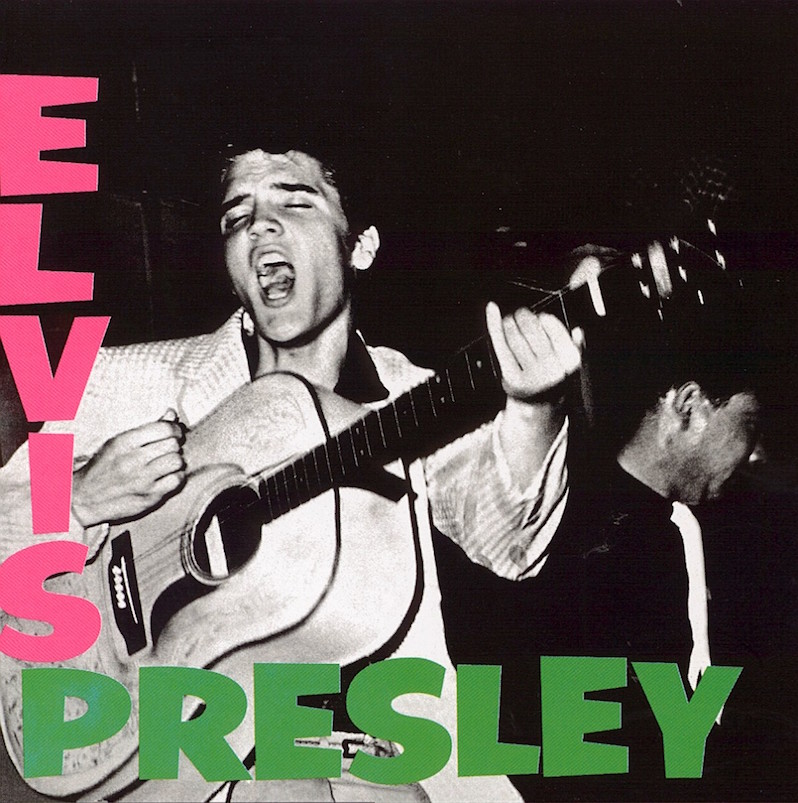 Elvis Presley 1956 roundtable