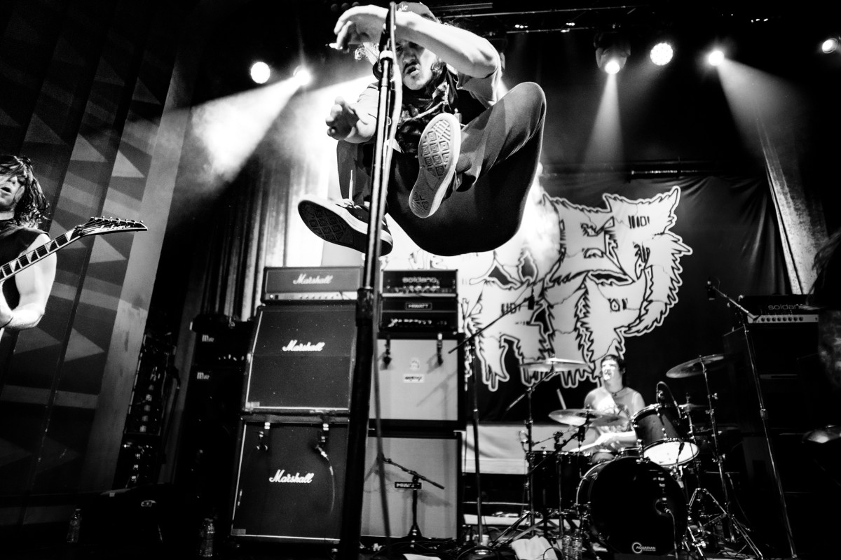 Power Trip live at the Regent Theater in Los Angeles
