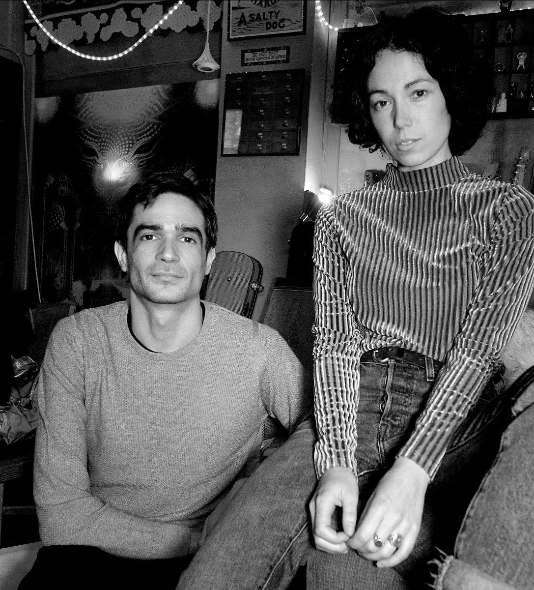 Jon Hopkins and Kelly Lee Owens