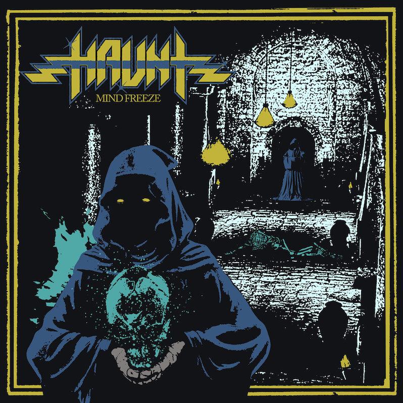 Haunt Mind Freeze review Album of the Week