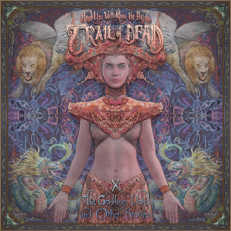 Trail of Dead X Godless Void review