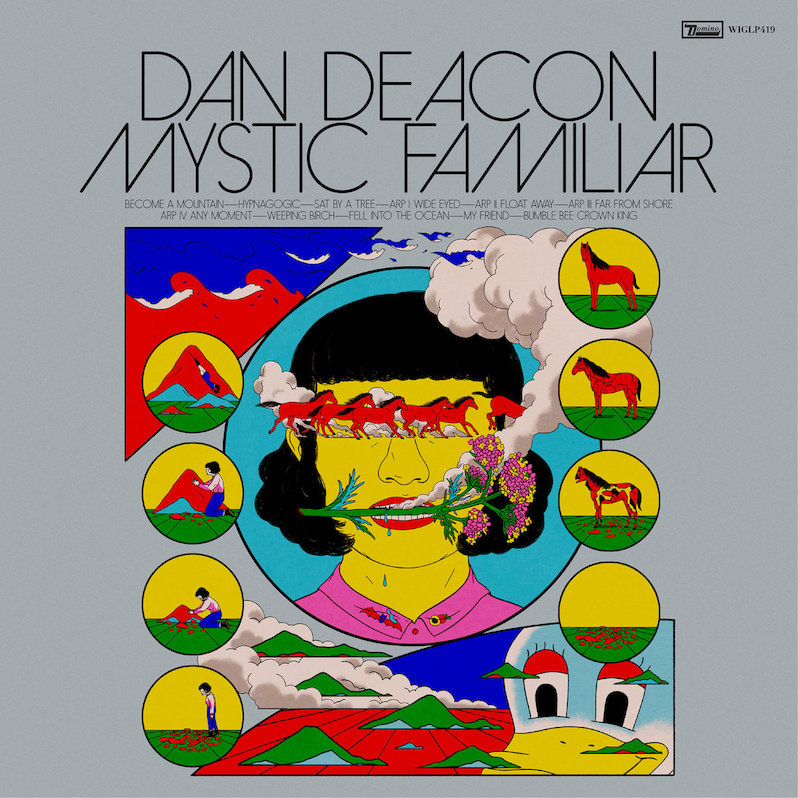 best electronic albums of 2020 Dan Deacon