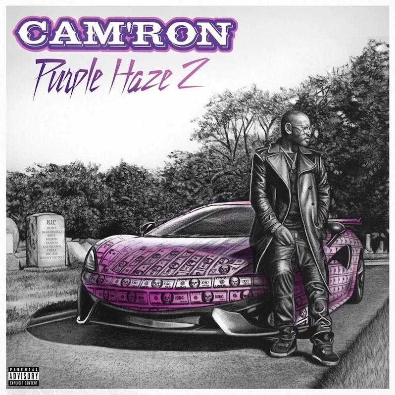 Cam'ron Purple Haze 2 review
