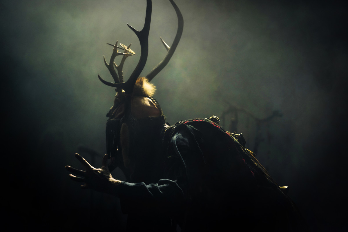 Heilung live at The Novo in Los Angeles