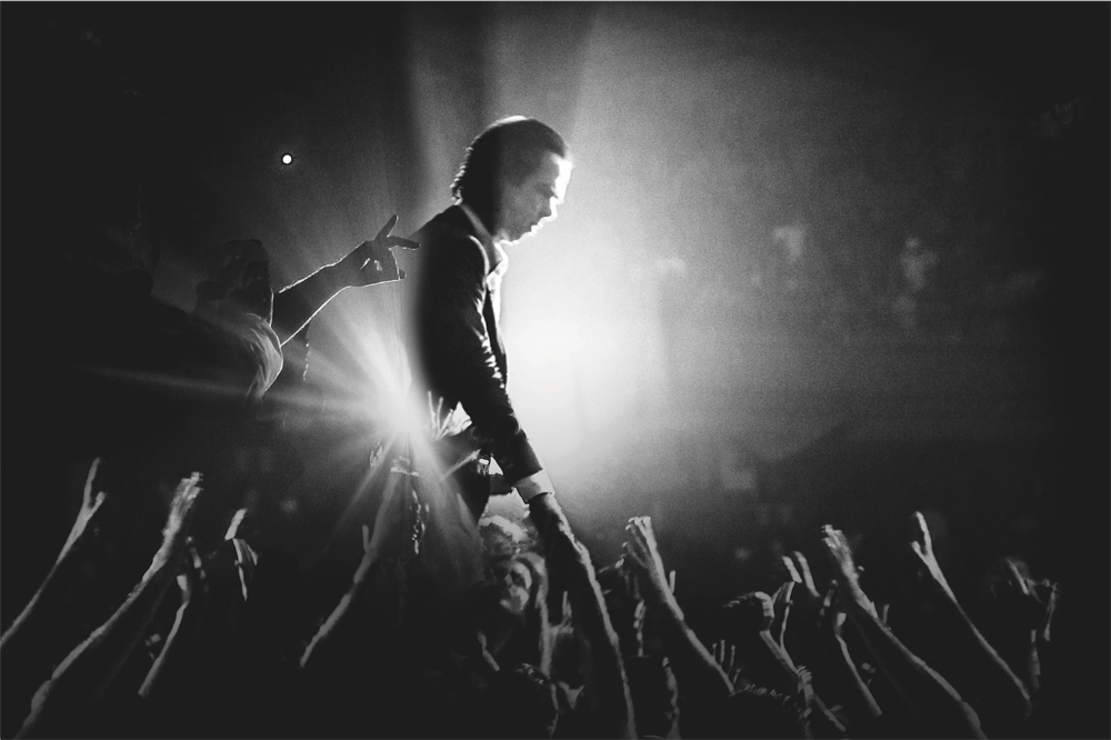 Nick Cave fall tour