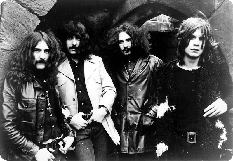 Black Sabbath 50 years of riffs
