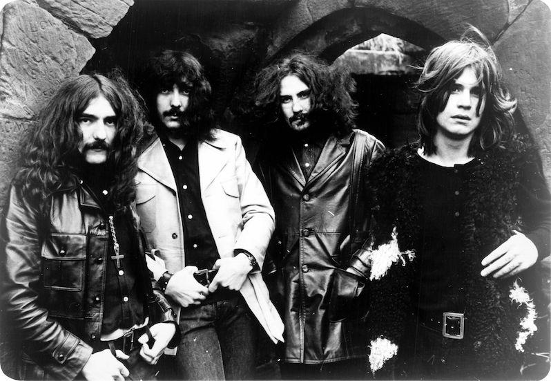 Black Sabbath 50 years of riffs