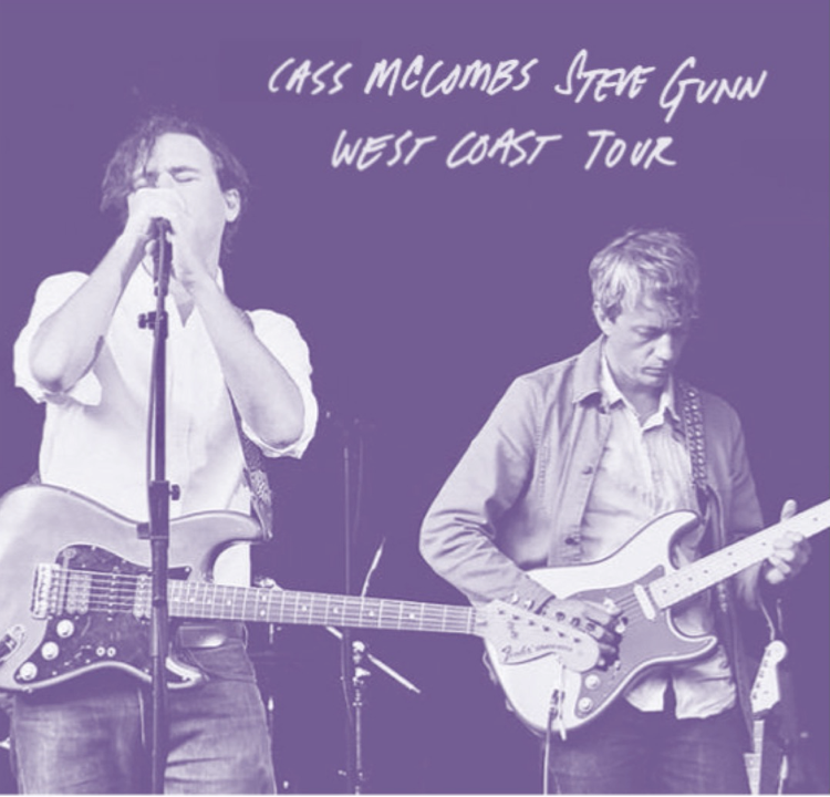 Cass McCombs Steve Gunn tour dates