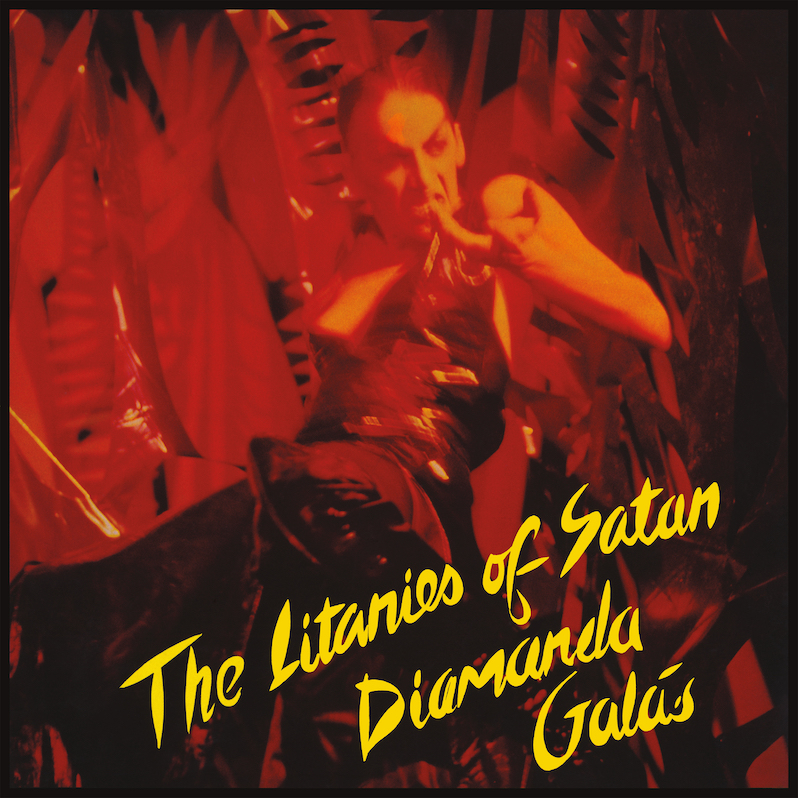 Diamanda Galas The Litanies of Satan reissue