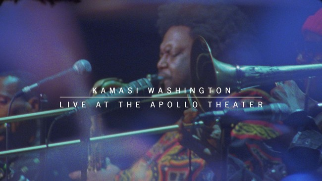 Kamasi Washington Live at the Apollo Theater film