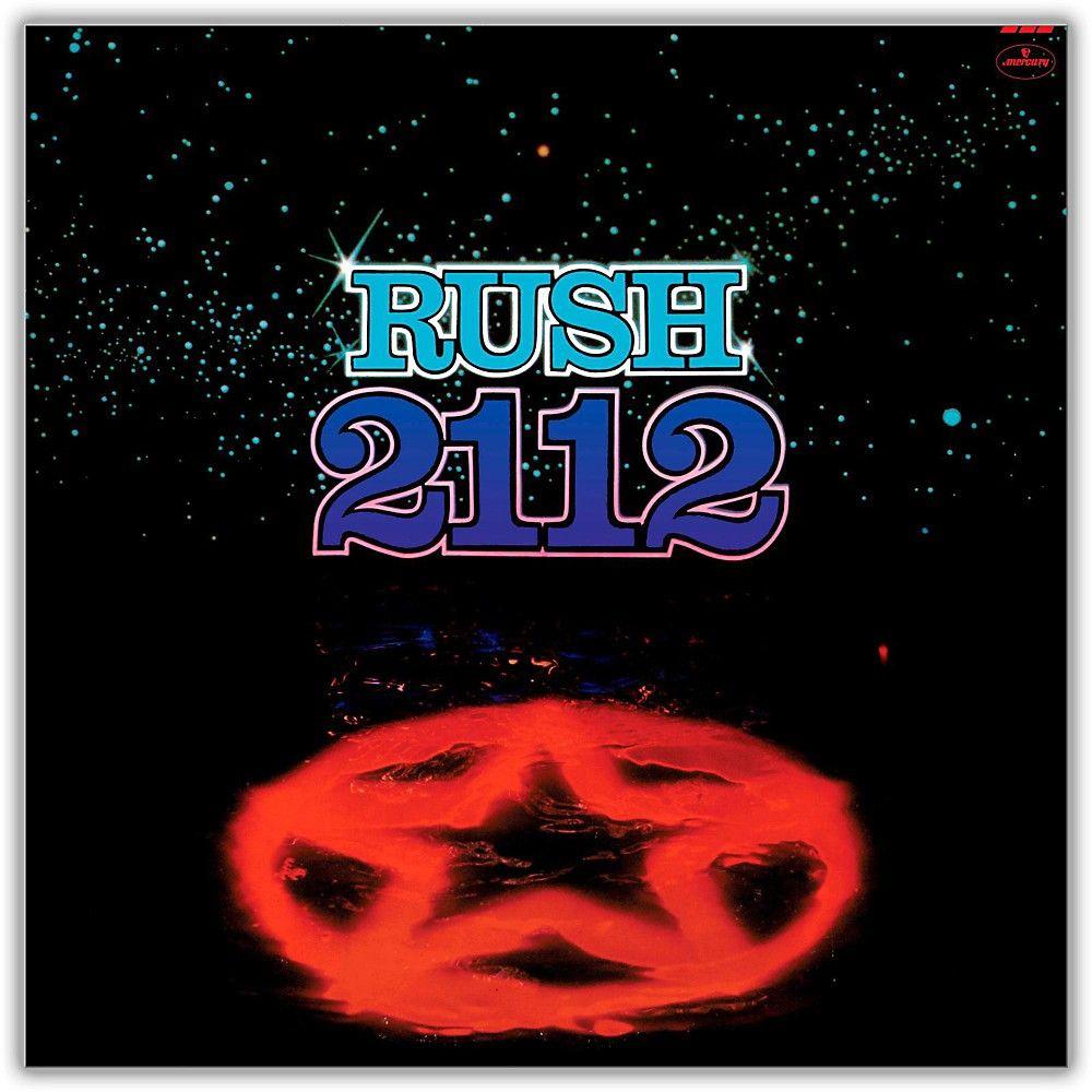 Rush catalog 2112