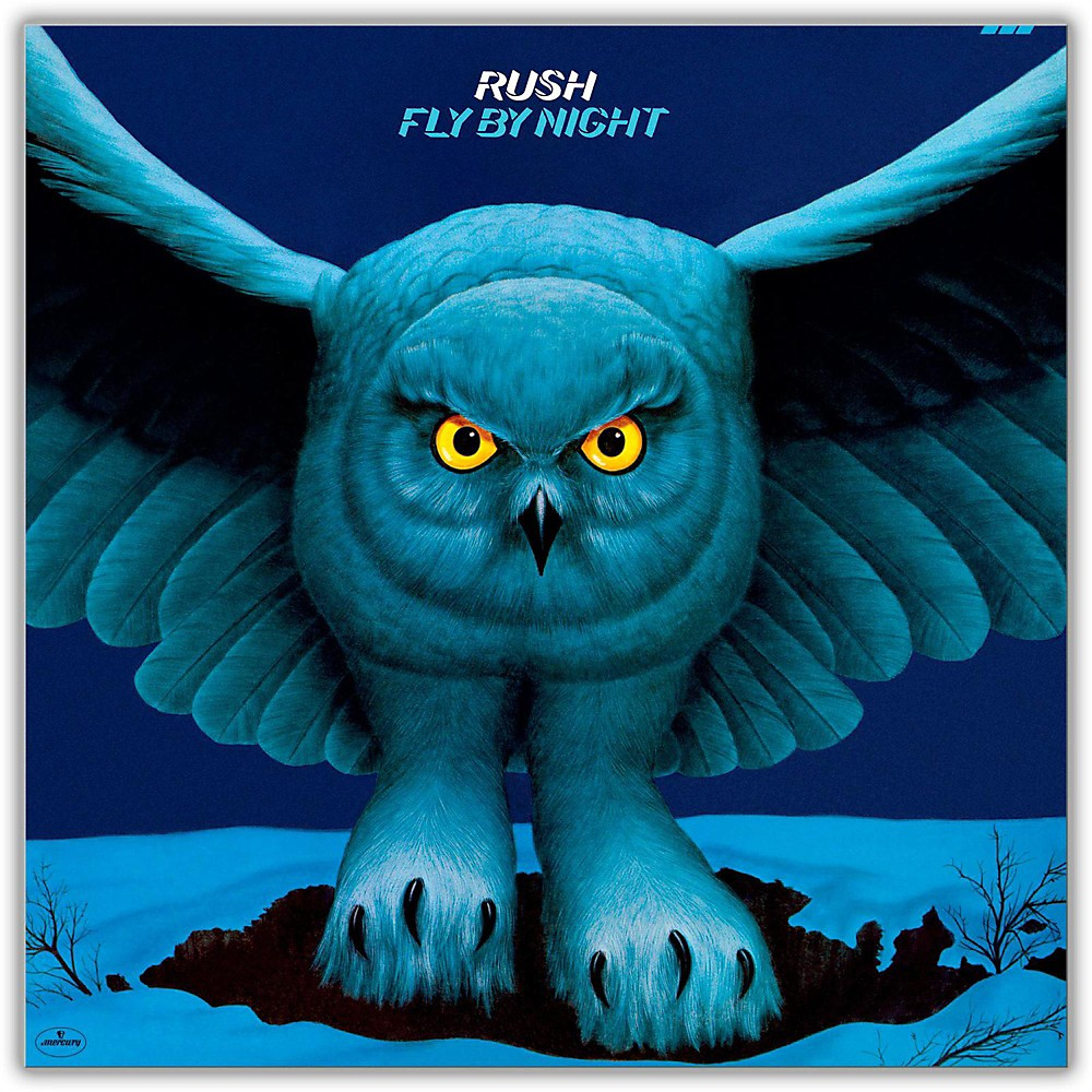 Rush catalog Fly by Night