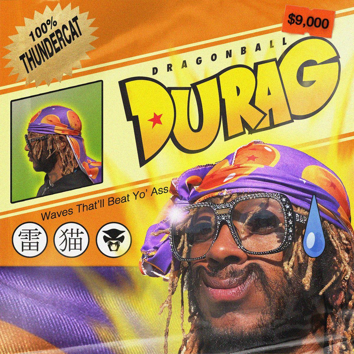 Thundercat Dragonball Durag essential track