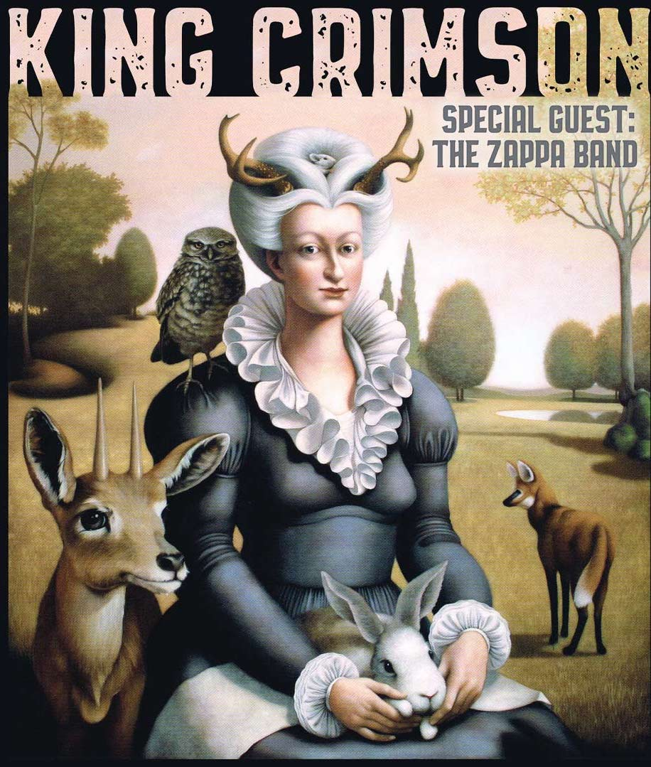 King Crimson tour 2020