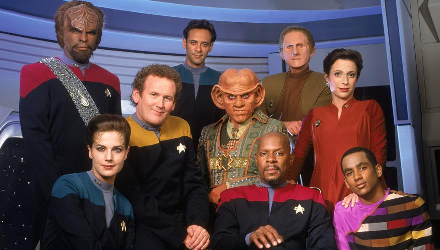 Deep Space Nine quarantine