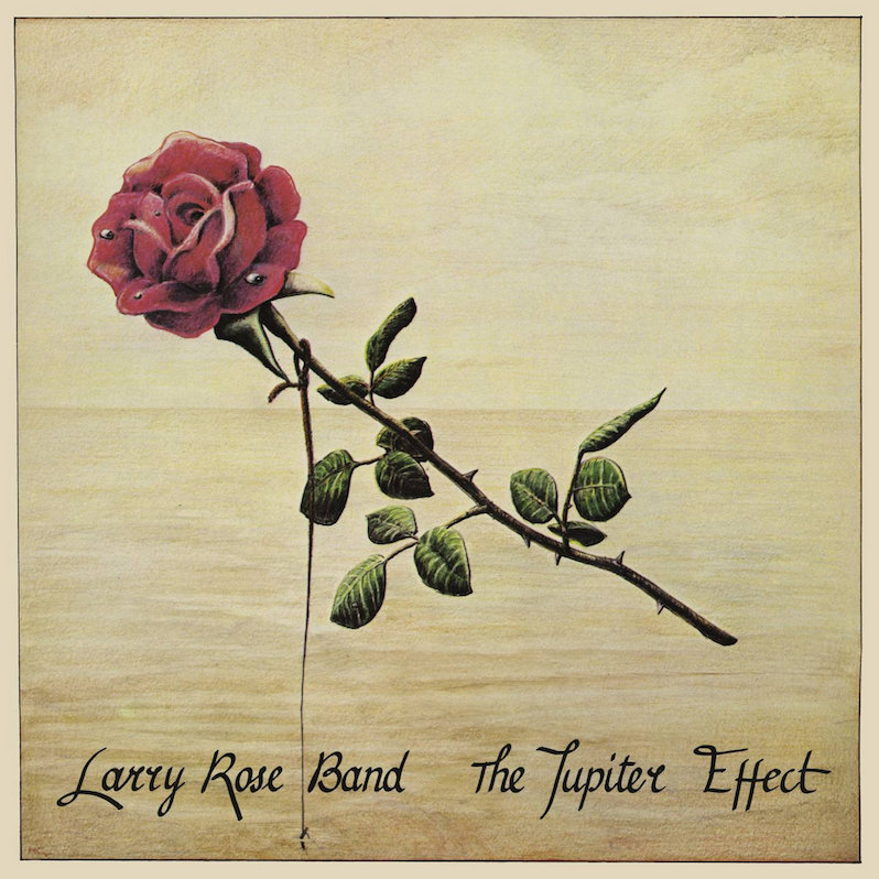 Larry Rose Band The Jupiter Effect review