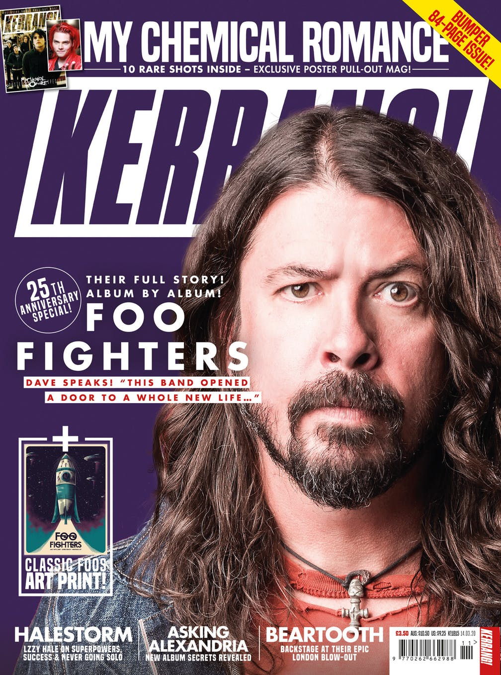 Kerrang suspends publication