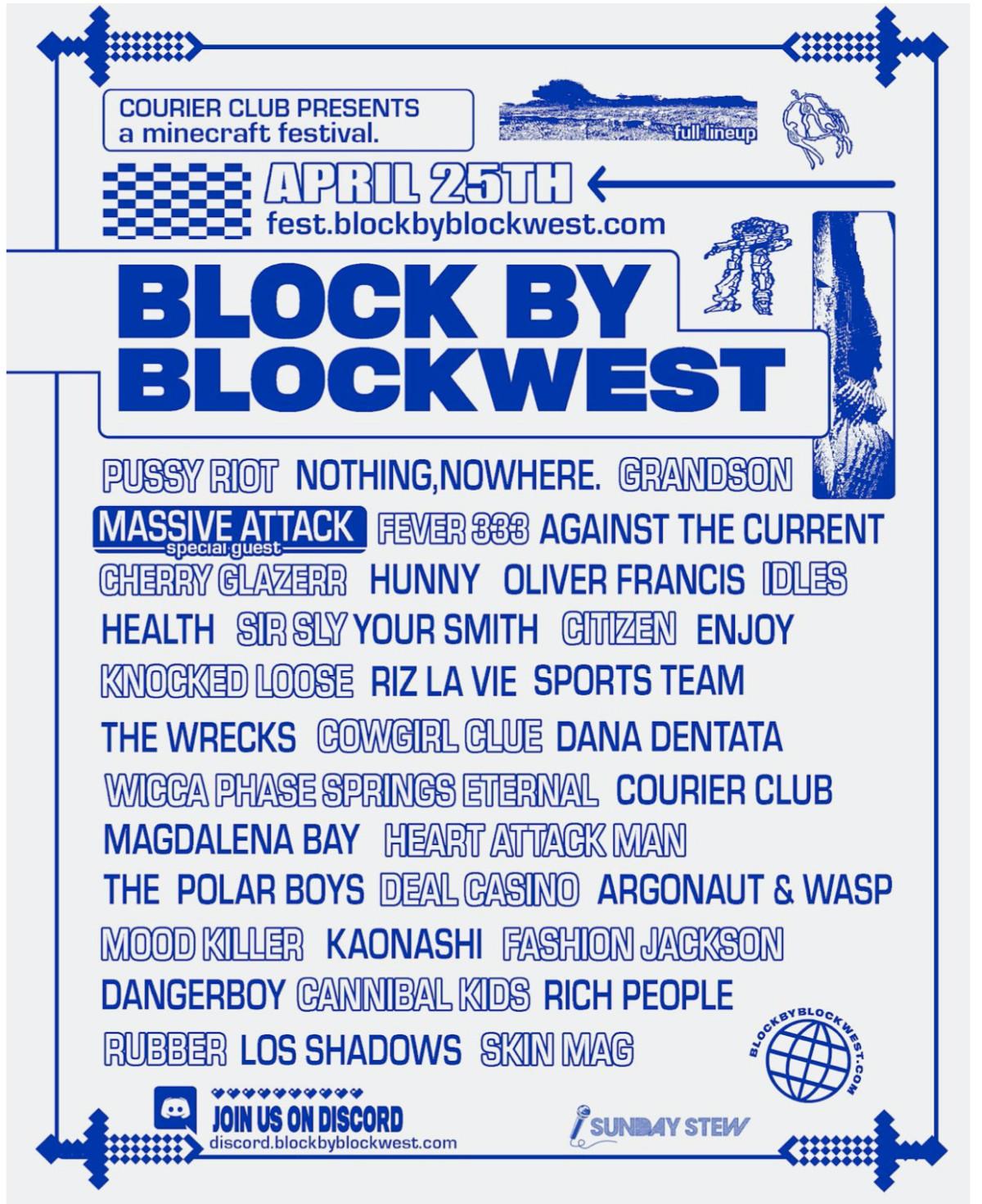 Block by Block West festival