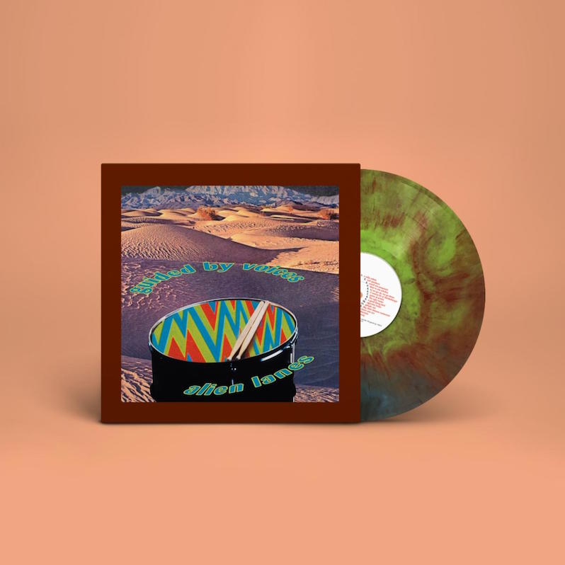 Guided by Voices Alien Lanes reissue
