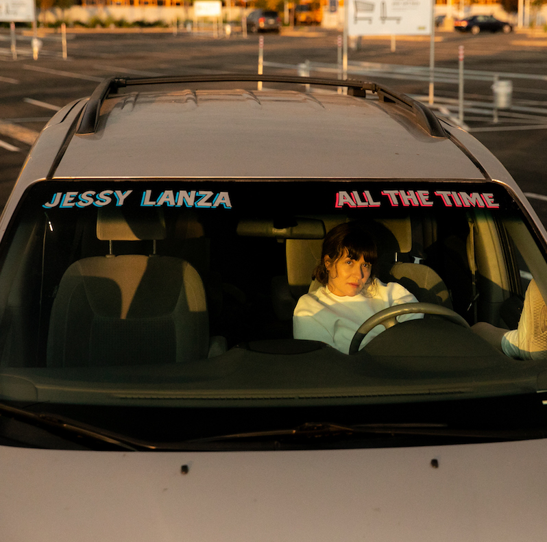Jessy Lanza new album All the Time