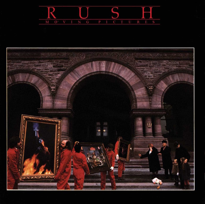 Rush catalog Moving Pictures