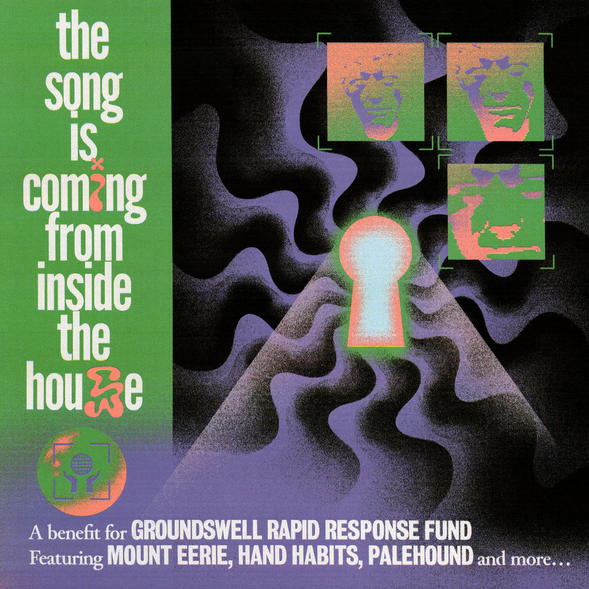 Song is Coming From Inside the House benefit compilation