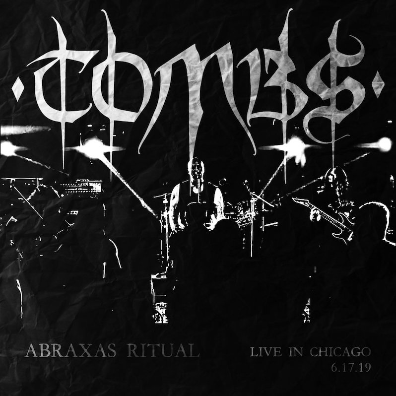 Tombs new live EP