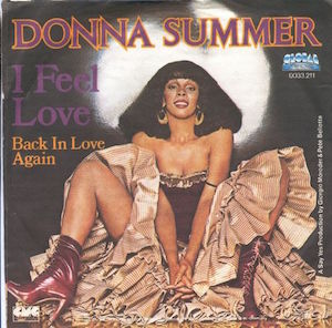 essential synth-pop tracks Donna Summer