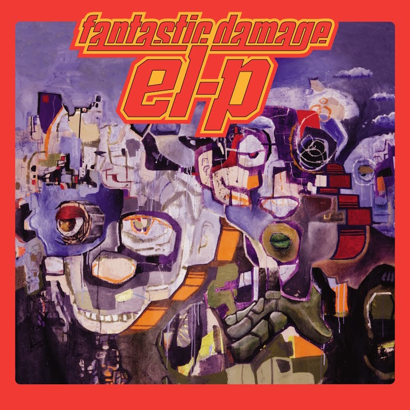 El-P Fantastic Damage streaming
