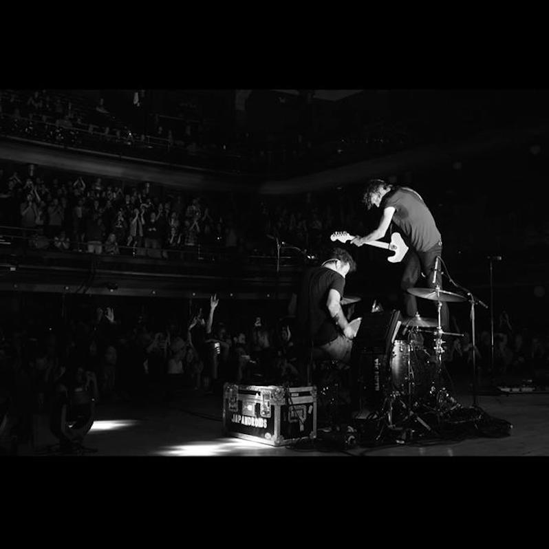 Japandroids Massey Fucking Hall live album