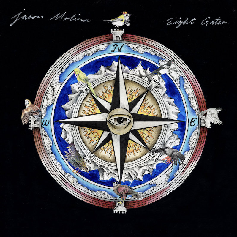 Jason Molina posthumous album Eight Gates