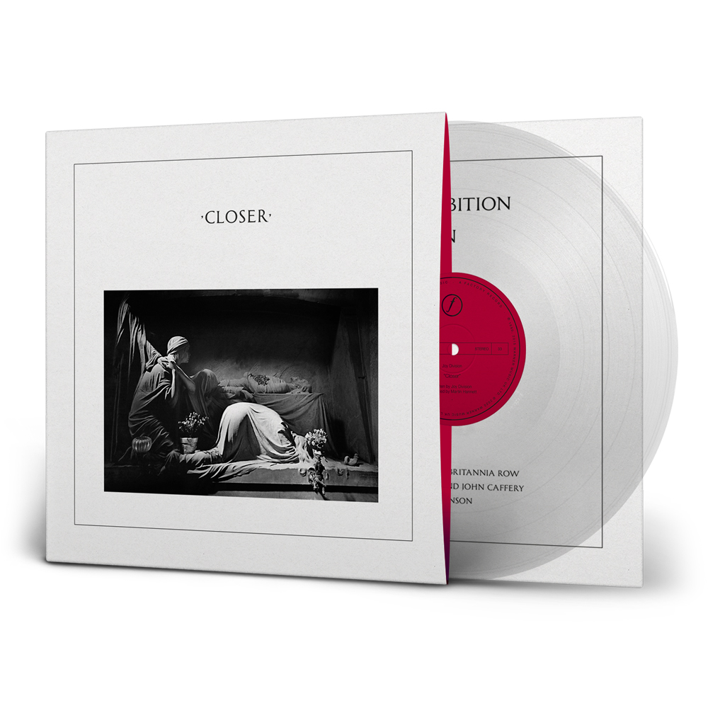 Joy Division Closer vinyl reissue
