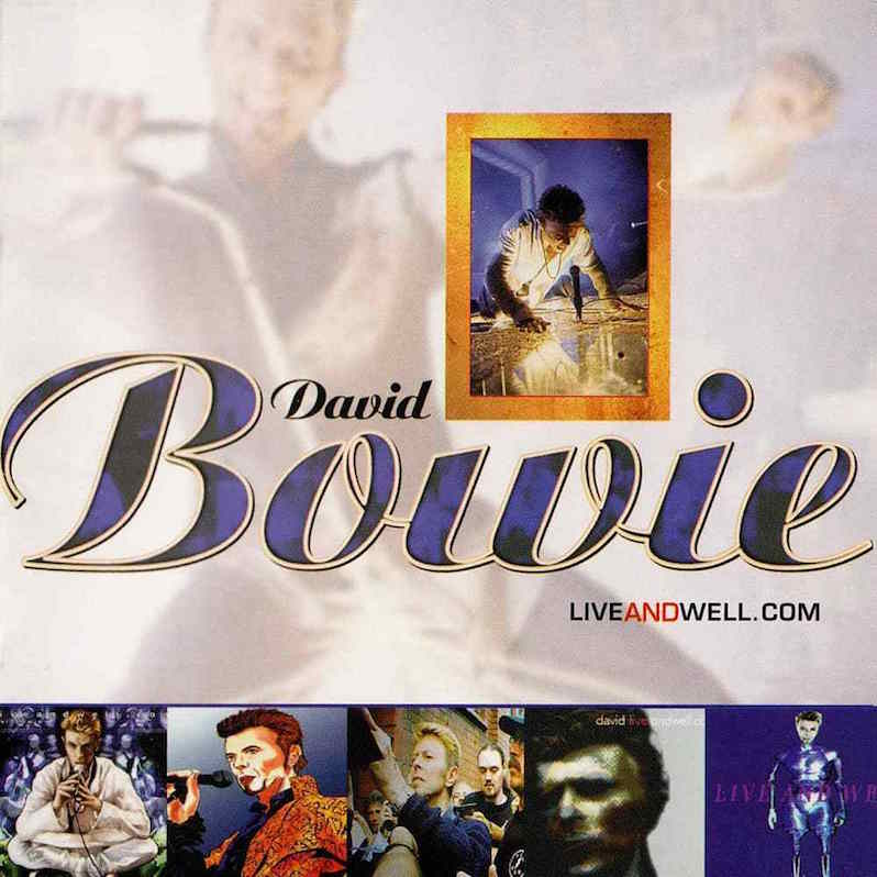 Bowie Liveandwell.com streaming
