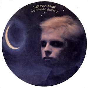 essential synth-pop tracks Tubeway Army